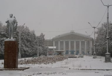 Кара-Балтинский Дворец культуры им. Ленина в январе 2011 года начал свою работу активно и плодотворно.
