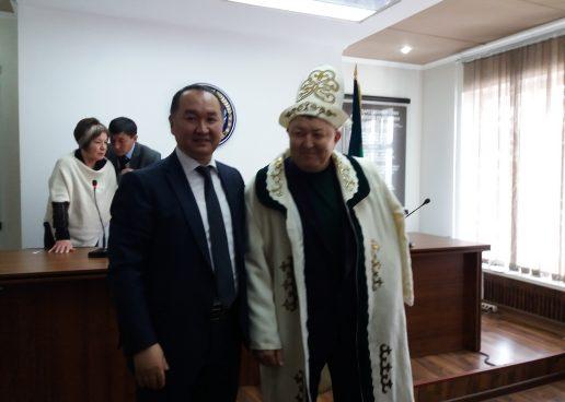 Председателем Кара-Балтинского горкенеша избран Галым Сарсембаев.