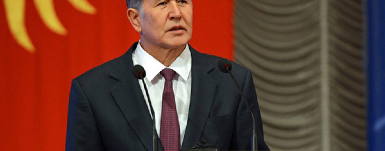(Русский) Указ Президента Алмазбека Атамбаева