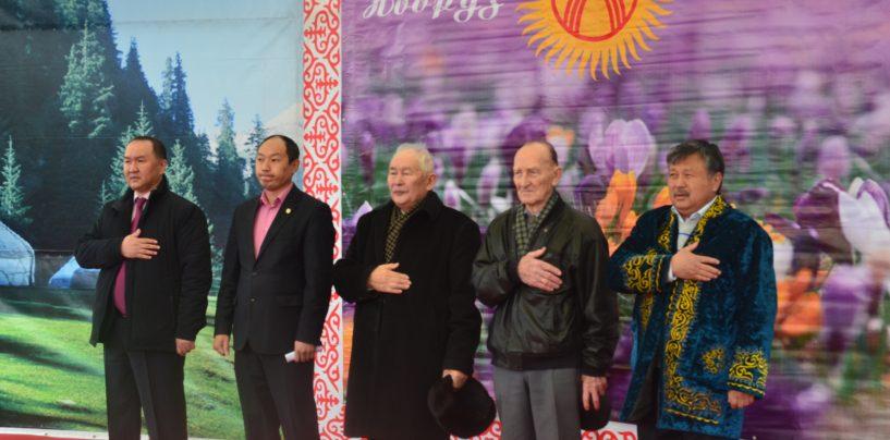 В г. Кара-Балта с большим размахом отметили любимый народный праздник «Нооруз».