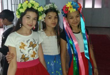 Фестиваль народов в исполнении детей