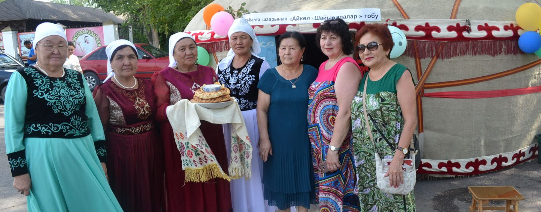 (Русский) «Городские и веселые бабушки» делятся опытом