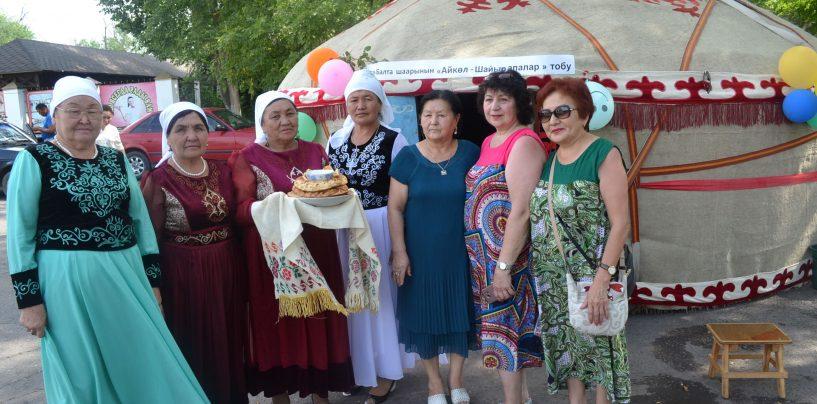 «Городские и веселые бабушки» делятся опытом
