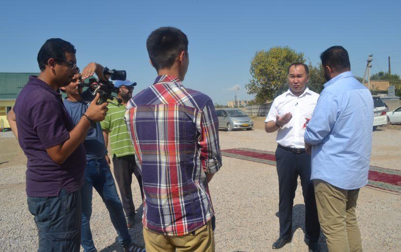 интервью мэра