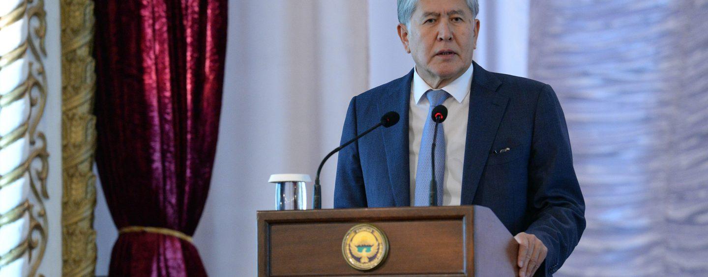 (Русский) Президент страны побывал в Кара-Балте