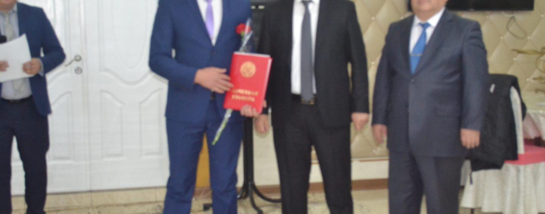 (Русский) Поздравляем сотрудников Прокуратуры!