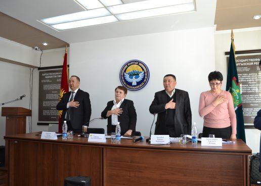 Данияр Шабданов избран мэром города