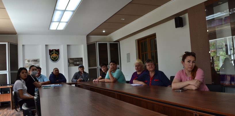 Протокол собрания по переводу из зоны в зону земельных участков