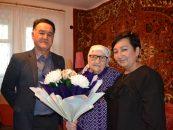 Долгожительнице 102 года