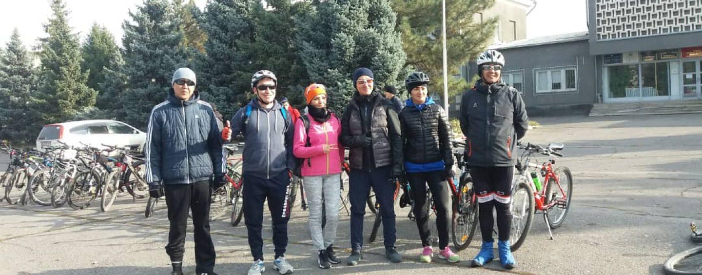 (Русский) Закрытие сезона — велопробег 2018