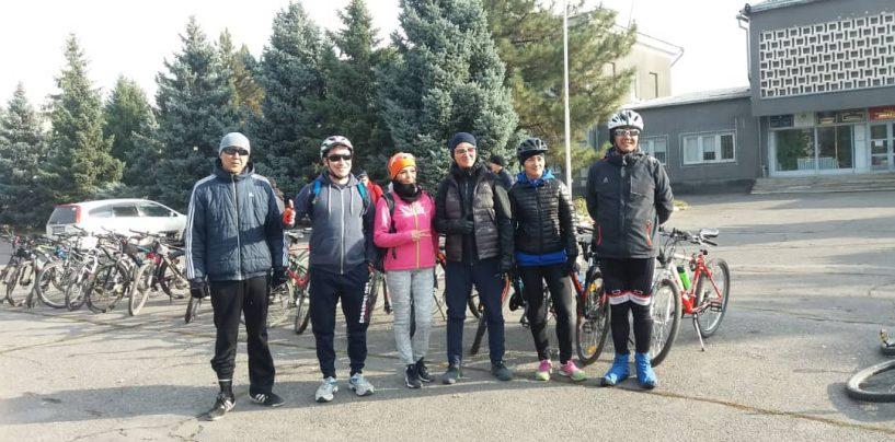 Закрытие сезона — велопробег 2018