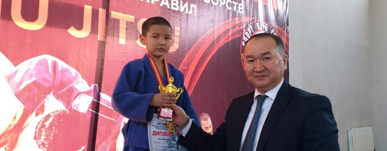 (Русский) Турнир по  JIU JITSU на кубок мэра  г.КАРА-БАЛТА 2018
