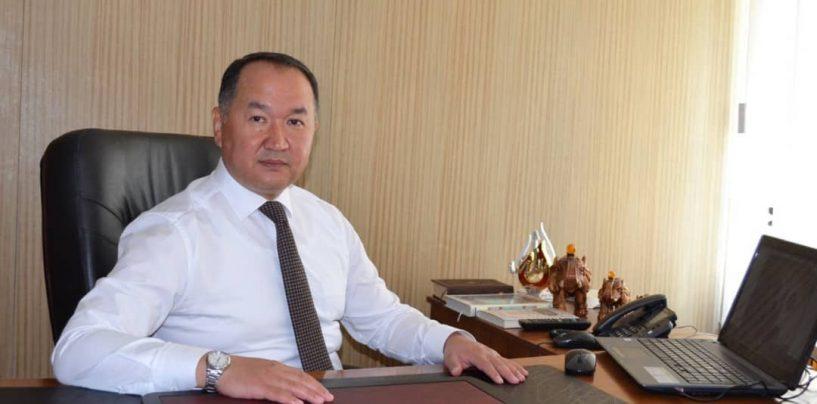 Интервью с мэром г. Кара-Балта Данияром Шабдановым