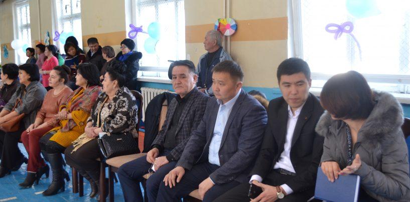В честь Международного дня инвалидов в СК «Манас» для наших особенных детей прошло развлекательное мероприятие.