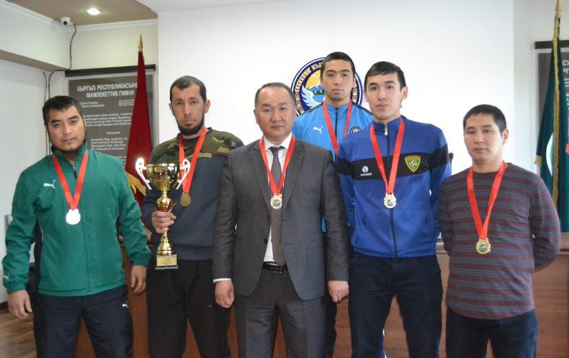 Команда Кара-Балта