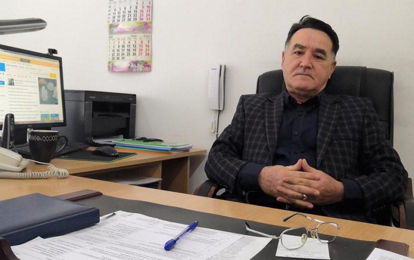 Руководитель аппарата мэрии Гламжан Гафиров