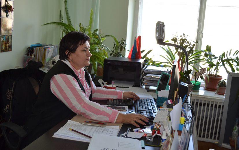 Гл. специалист Фатима Рзаева