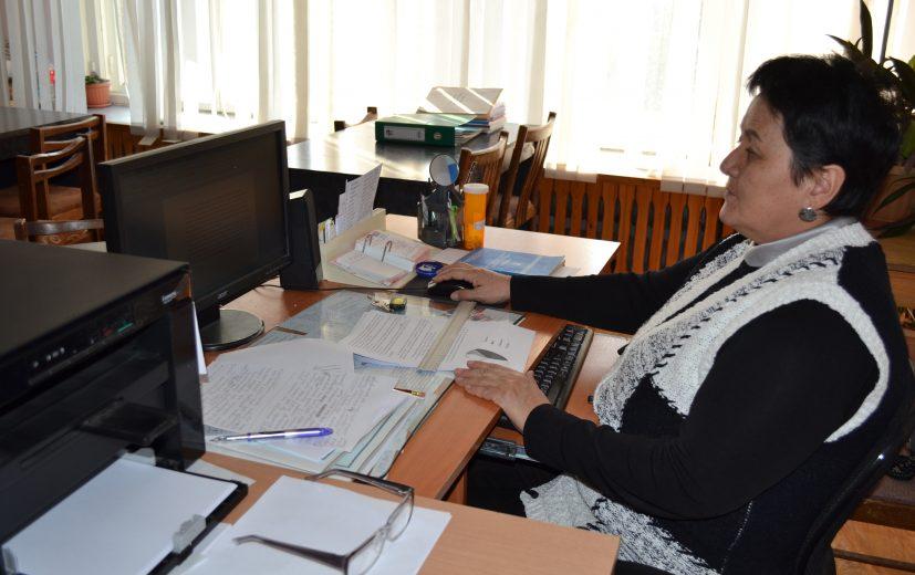 Гл.специалист мэрии Гульжан Байбосунова
