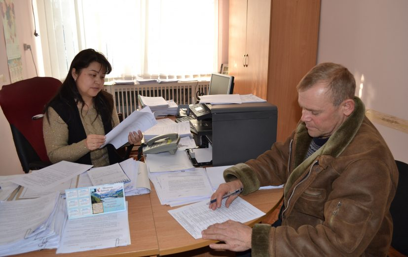 Вед.специалист ОМС Майя Дуйшеева