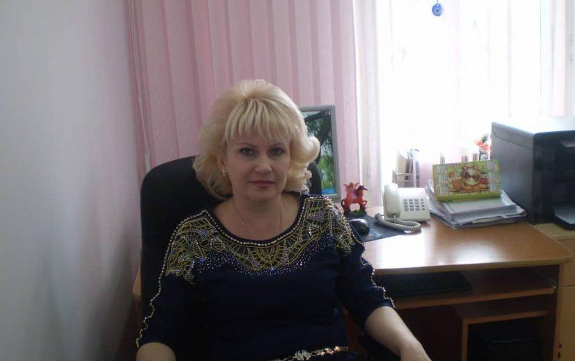 Гл.бухгалтер ОМС Наталья Борисова