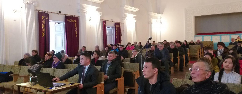 (Русский) Разъяснительная работа по новеллам законодательств Кыргызской Республики
