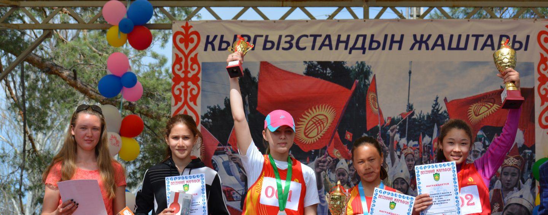 (Русский) «Весенний марафон»