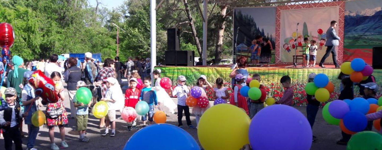 Данияр Шабданов: «Международный день защиты детей – это светлый  праздник детства, радости и любви».