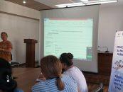 В г.Кара-Балта  встреча с молодежью и представителями Института развития