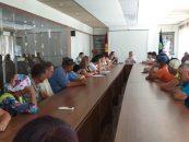 Мэр города Кара-Балта Данияр Шабданов поставил задачи перед МП «Универсал»