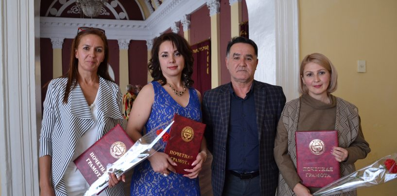Юбилей Татаро-Башкирского национально-культурного центра «ИДЕЛ»