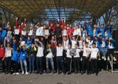 Молодежь города за здоровый образ жизни