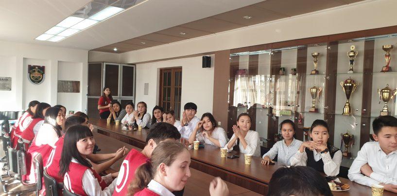 Доклад г. Кара-Балта о  положении детей и молодежи на 2019