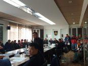 Состоялась внеочередная сессия Карабалтинского городского кенеша