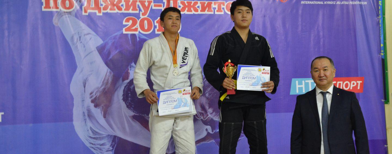 Турнир по Jiu-jitsu на кубок мэра г.Кара-Балта Данияра Шабданова