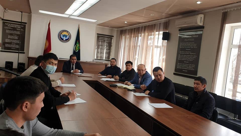 Протокол № 5  Оперативного штаба города Кара-Балта по  противодействию коронавирусной инфекции