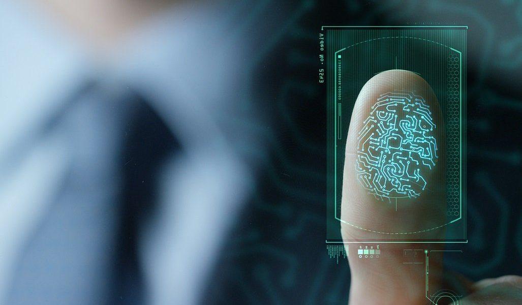 Пройдите биометрическую регистрацию